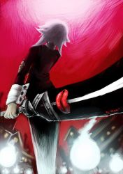 Red sky -Soul Eater by bloodink6