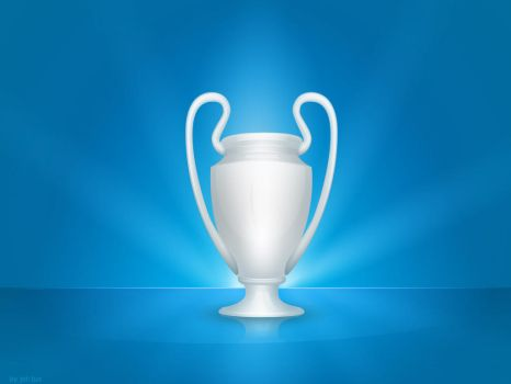 uefa champions league trophy by pit-tux