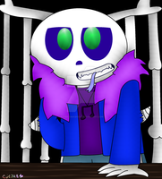 Sexy Anti Glitch ttoba Sans by cjc728