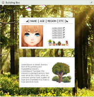 FREE Forest Custom Box By Nashie-C by Nashie-C