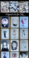 Original art for sale by Moemai