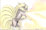Ninetales Armour by Kiaserliche