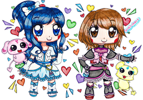 We are Pretty Cure! by sekaiichihappy