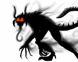 Shadow Beast by shadowfire-x