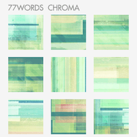 textures: chroma by 77words