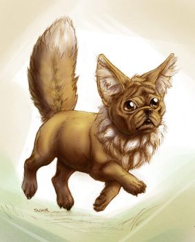 the only accurate Eevee by Tacimur