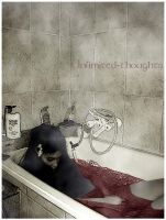 In her bath I by unlimited-thoughts
