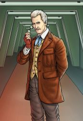 Dr. Who (Peter Cushing) by PaulHanley