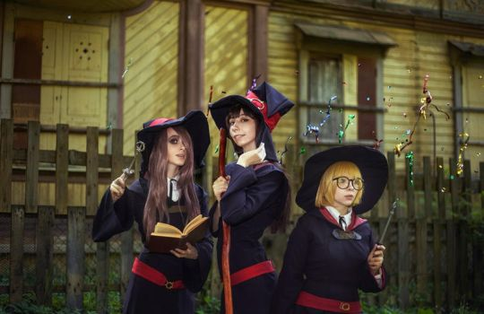 Little Witch Academia: Magiiiiic by AmaneMiss