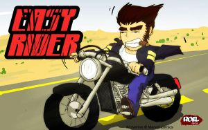 Easy Rider by roelworks