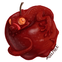 Apple Collab Piece by AbelPhee