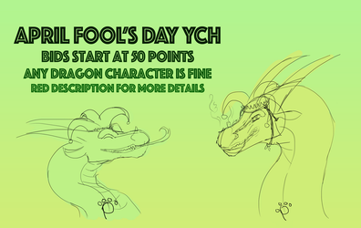 (UPDATED) OPEN APRIL FOOL'S YCH!!! by talons-and-tails
