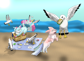 [DTA 2-2 +3-2] Picnic Crashers by Sound-of-Heaven
