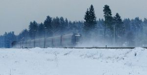 winter express by look-and-see