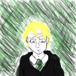 Draco... again by ZombiexFood
