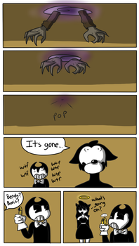 Bendy and the Little Nightmares -Pg 10- by Derpy-Waffles