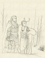 Cold Morning in Asgard by Iulie-O