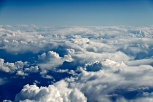 Stock: Clouds from Above by Skybase