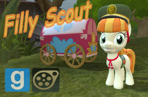[DL] Filly Scout by Pika-Robo