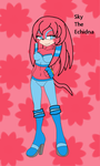 Sky The Echidna by YoloStarling84