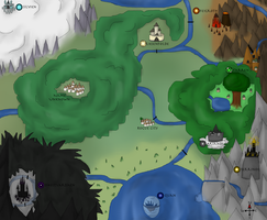 Rogue Elemental Map by RobotsWithCookies