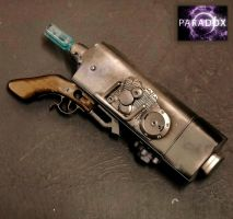 Salvaged D-Box Pistol from Paradox (85%) by KingMakerCustoms
