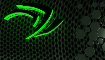 Nvidia Wallpaper by Clonkflo