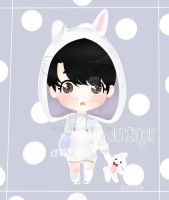 Jungkook Chibi BTS | By IAmMary0 by IAmMary0