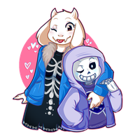 Clothing exchange / soriel by Rumay-Chian