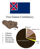 Free Guinea Confederacy: Infographic by Wyyt