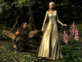Snow White and the Huntsman by ravenscar45