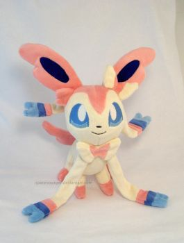 Ninfia/Sylveon - Pokemon XY by PlanetPlush