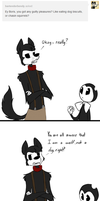 ask-the-dancing-demon Answer: Guilty Pleasure by HerpaDerp6