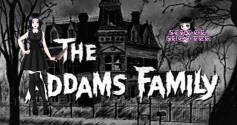 The Addams family PACK by School-shooter