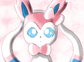 Sylveon #700 by Gotta-Sketchem-All