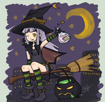Summer Witch by Anakinsez