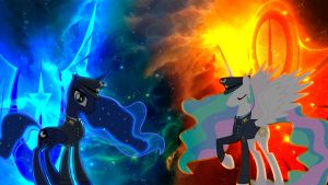 The Lunar And Solar Generals by Mr-Kennedy92