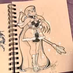 Lilly-Lamb Sketchbook 2018 Part 7 by Lilly-Lamb