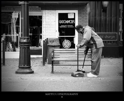 street sweep by dubphoto