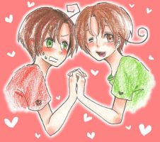 APH: Happy Latins by milei