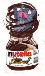 nutella vengeance: 1 cat life by emimf