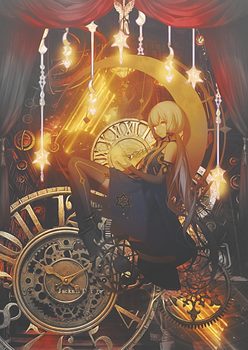 The Magic Time by Jacknis