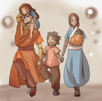 Family by aaynra