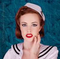 Nicola - Sailor Girl Portrait by moodscapes