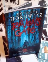 Raven's Gate Graphic Novel by leeoconnor