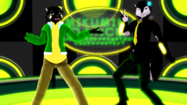 [MMD UTAU] Sumane Yamato and Aro Rouon Download by Nanashione