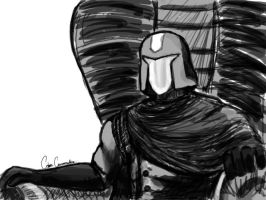 Throne - sketch by TheCobraCommander