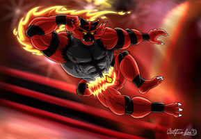 Incineroar Is On FIRE!