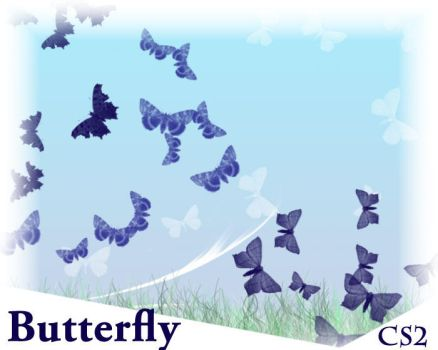 Butterflies_dream by ElizavetBrushes