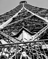 Eiffeltower by UdoChristmann